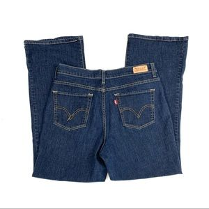 Levi's Perfectly Slimming 512 Bootcut Jeans 14 S